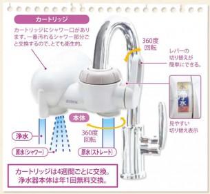 浄水器ホームsmall